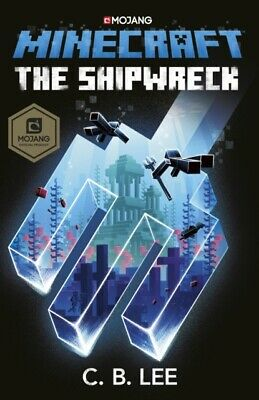 £4.76 • Buy Minecraft: The Shipwreck By C.B. Lee NEW Paperback BOOK