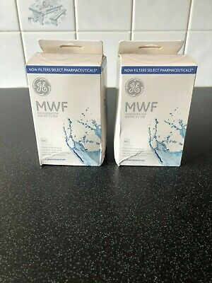 $ CDN44.94 • Buy New Boxed 2x GE General Electric MWF Refrigerator Water Filter
