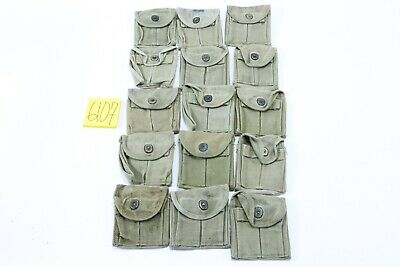 $21.95 • Buy WWII US Army M1 Carbine Ammo Pouch With U.S. Stampings