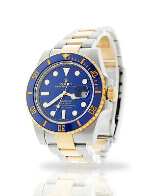 $ CDN19091.28 • Buy 2010 Rolex Submariner Date 116613lb Box & Papers 12-month Warranty