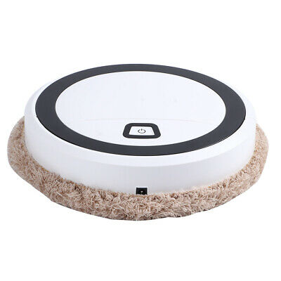 £31.24 • Buy Mopping Robotic Cleaner UV Wet Dry Sweeping Robot White Floating Dust Home Use