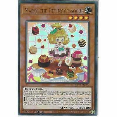 £1.95 • Buy GFTP-EN091 Madolche Petingcessoeur | 1st Edition Ultra Rare YuGiOh Trading Card