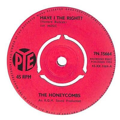 £4.99 • Buy The Honeycombs - Have I The Right? - 7  Vinyl Record Single