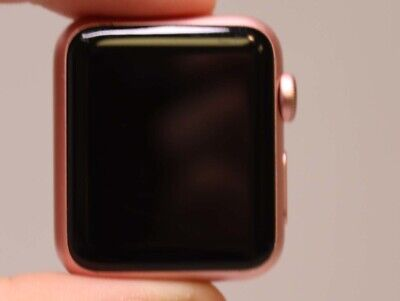 $ CDN100.24 • Buy Apple Watch 38mm Series 1 Rose Gold Aluminum Gps Only - Face Only - Fair Cond.