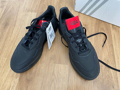 AU35.73 • Buy Rare Adidas 424 Trainers Size 9 Brand New