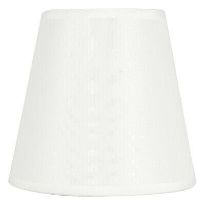 £10.38 • Buy Chandelier Lampshade High‑Quality Metal Lamp Cover Silky Texture For Bedroom