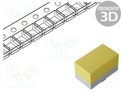 $13.47 • Buy LED SMD 0201 Weiss 55mcd 110° 5mA 2,6V Linse: Diffus,gelb[5 St]