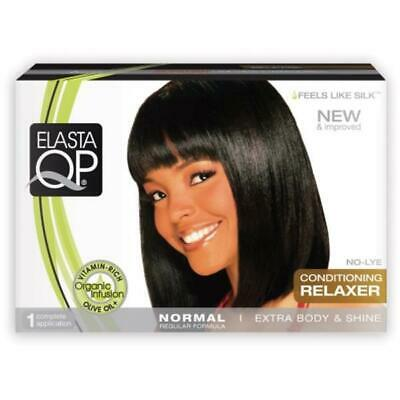 £8.29 • Buy Elasta Qp No-lye Conditioning Relaxer Kit Normal + Free Track Delivery