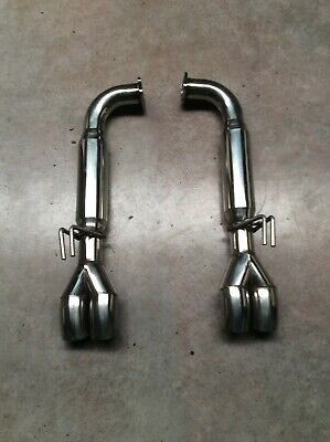 AU200 • Buy ## Ve Ss Commodore Exhaust Stainless Steel Rear Muffler Delete New ##