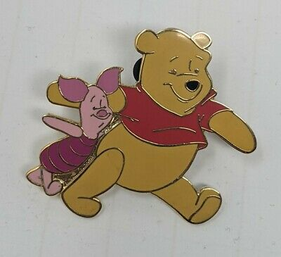 £8.58 • Buy Disney Pin Winnie The Pooh And Piglet Walking Pals