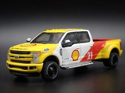 AU15.50 • Buy 2019 19 Ford F350 Lariat Truck Dually Shell Racing 1:64 Scale Diecast Model Car