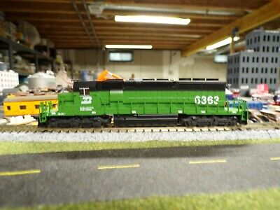 AU84.66 • Buy N Scale Kato EMD SD40-2 Early Burlington Northern (SD 2)