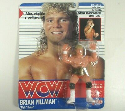 $ CDN237.34 • Buy Vintage WCW Brian Pillman Galoob Vintage Action Figure (Spanish)