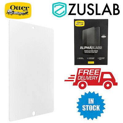 AU48.95 • Buy For Apple IPad 7th 8th Gen 10.2  2019 OtterBox Alpha Glass Screen Protector