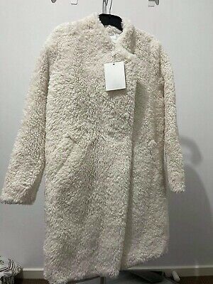 AU419.95 • Buy Viktoria And Woods Olympus Coat Ivory Size0 New With Tag