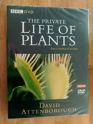 £8.95 • Buy The Private Life Of Plants - David Attenborough  (DVD, 2005, 2-Disc Set) New
