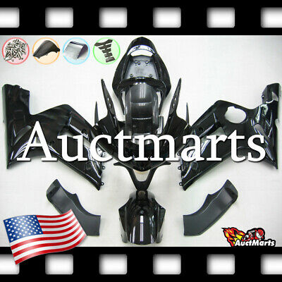 $579 • Buy For Kawasaki Ninja ZX6R 636 2003 2004 03 04 Injection Mold Fairing Kit 3a15 PE