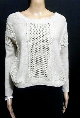 AU28 • Buy Sass & Bide Beige Knit Top/sweater, Sz. 10 - 12/40