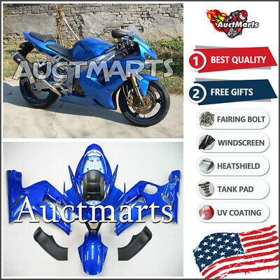 $579 • Buy For Kawasaki Ninja ZX6R 636 2003 2004 03 04 Injection Mold Fairing Kit 3a1 BE