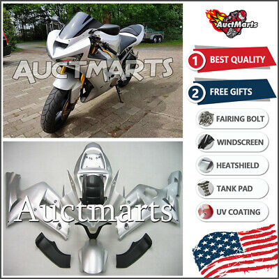 $579 • Buy For Kawasaki Ninja ZX6R 636 2003 2004 03 04 Injection Mold Fairing Kit 3a3 BE