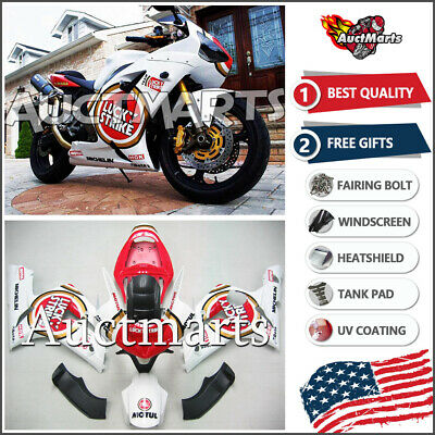 $579 • Buy For Kawasaki Ninja ZX6R 636 2003 2004 03 04 Injection Mold Fairing Kit 3a9 BE