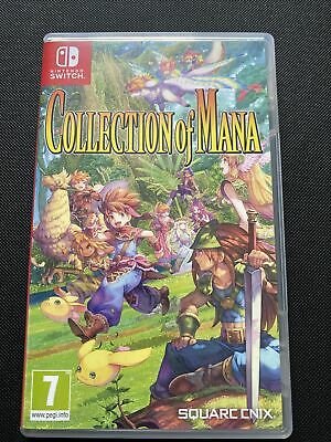 AU1.78 • Buy Collection Of Mana (Nintendo Switch, 2019)