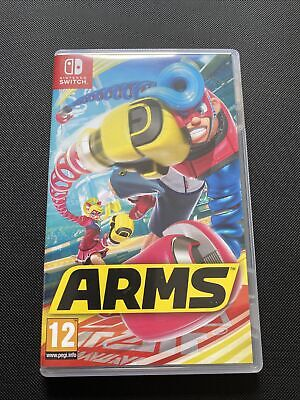 AU1.78 • Buy Nintendo ARMS (Switch, 2017)