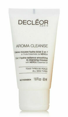 £19.95 • Buy Decleor Aroma Cleanse 3 In 1 Cleansing Mousse 50ml, Brand New