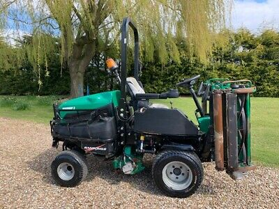 £7500 • Buy RANSOMES HIGHWAY 3 RIDE ON MOWER DIESEL 1900hrs 4x4 Wisbech Can Delivery Uk