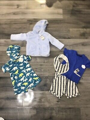£13.99 • Buy Boys Bundle Of New Clothes 9-12 Months 🌈 (2 Of Each Available For Twins*)