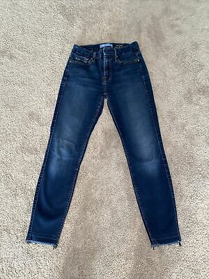 AU14.74 • Buy 7 For All Mankind Jeans Sz 25 The Ankle Skinny