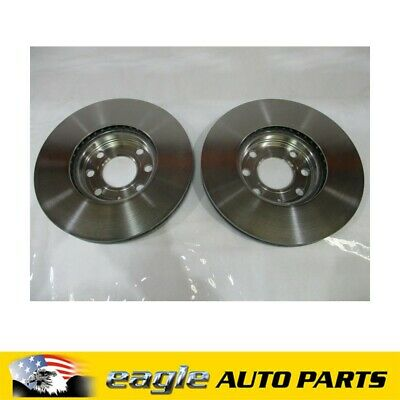 AU125 • Buy Holden Ts Ts02 Ts05 Astra Front Brake Rotors Without Abs 256mm # 09117677