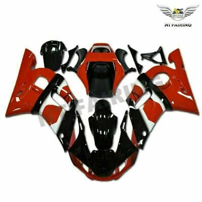 $539.99 • Buy New Fairing Injection ABS Kit Fit For YAMAHA 1998 1999 2000 2001 2002 YZF R6 O0i