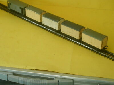 $ CDN25.91 • Buy 5 X HORNBY DUBLO S/d Wagons  4x FRIDGE VANS & 1x GUARDS VAN  G/c  U/b