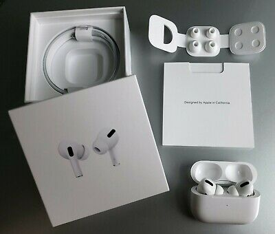 AU219.72 • Buy Apple Airpods Pro - Apple Airpods Pro With Wireless Charging Case -Free Shipping