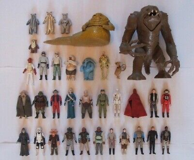 $ CDN20.44 • Buy Vintage Star Wars Incomplete Return Of The Jedi Action Figures - Choose Your Own