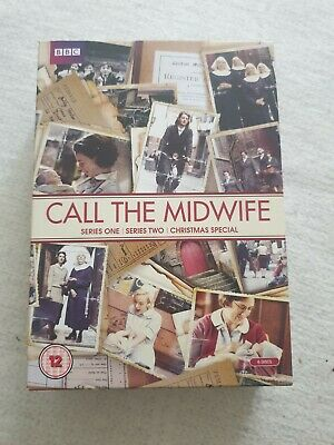£8 • Buy Call The Midwife - The Collection (DVD, 2013, 6-Disc Set, Box Set)  BBC