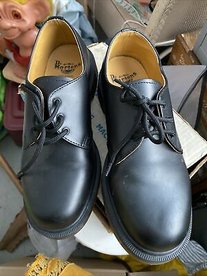 £45 • Buy DR MARTENS AIR WAIR INDUSTRIAL SHOES SIZE UK 6 EU 39 BRITISH MILITARY ISSUE New