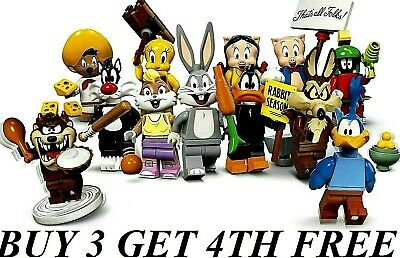 £8.45 • Buy Lego Looney Tunes Minifigures Space Jam 71030 Buy Any 3 Get 4th Free Fast Post