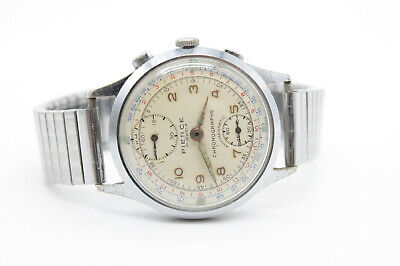 $ CDN336.19 • Buy Vintage Pierce Chronograph Cal. 134 Movement, Incomplete
