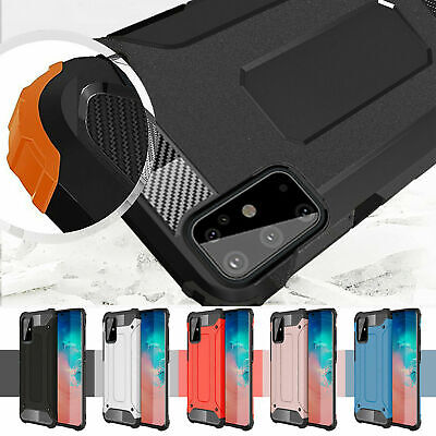 $ CDN4.99 • Buy Armor Case For Samsung Galaxy S21 S20 FE S10 S9 S8 S7 Edge Plus Note 8 9 Cover