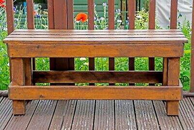 £59 • Buy The York Cottage Deluxe Bench- Standard Size  1 Metre 10cm Long.5 Day Delivery