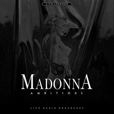 £15.95 • Buy Madonna - Ambitious (Clear Vinyl LP) New Sealed