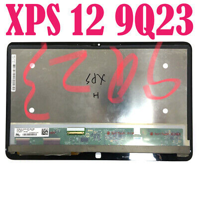 $ CDN198.43 • Buy For Dell XPS 12 9Q23 Touch LCD Screen Display Panel Assembly LP125WF1 SP A2 NEW