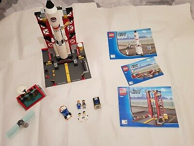 £39.99 • Buy Lego City 3368 Space Centre Complete Including Mini Figures & Instructions