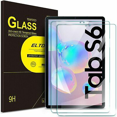 £3.45 • Buy For Samsung Galaxy Tab S6 HD Tempered Glass Screen Protector T860/T865