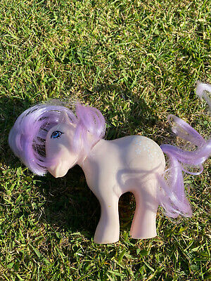 £12 • Buy G1 1982 Year 1 Collectors My Little Pony Blossom