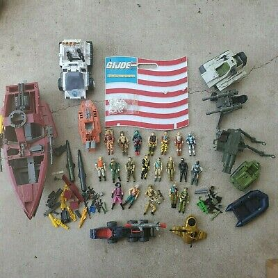 $ CDN473.12 • Buy Vintage GI Joe Lot (Figures, Accessories And Vehicles)