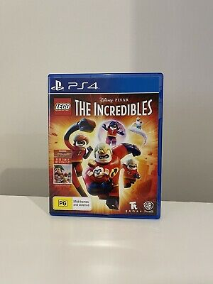 AU29.99 • Buy LEGO The Incredibles (Sony PlayStation 4 PS4)
