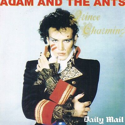 £1.65 • Buy Adam And The Ants - Prince Charming - Music CD N/Paper